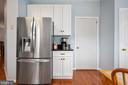 French door fridge w/ice maker, bottom freezer - 4 CATHERINE LN, STAFFORD