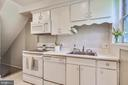Bright white kitchen - 4839 27TH RD S, ARLINGTON
