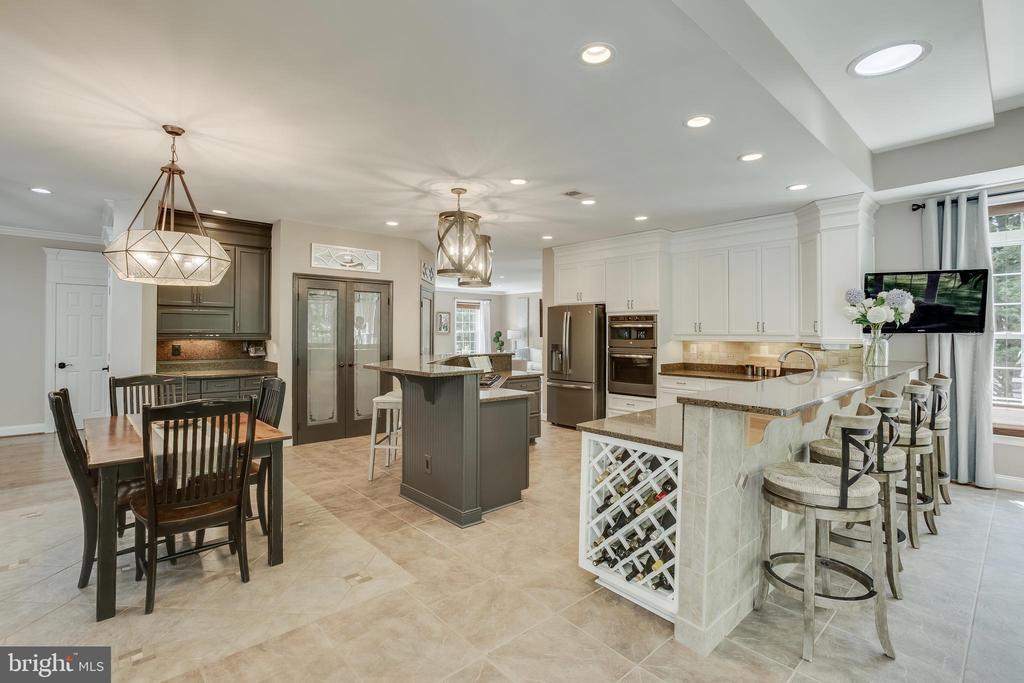 Kitchen - 13981 FLAGTREE PL, MANASSAS