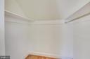 Plenty of closet space on upper level - 3033 KNOLL DR, FALLS CHURCH