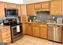 Renovated Kitchen!!! - 222 BIRDIE RD, LOCUST GROVE