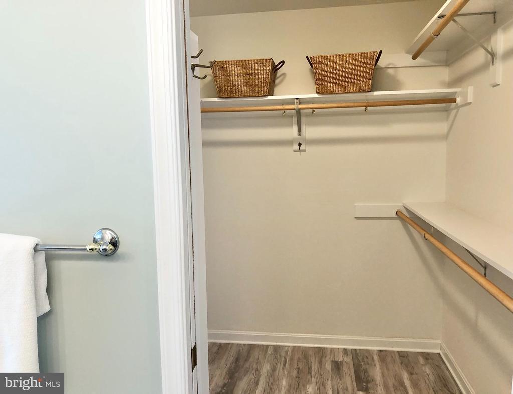 Walk-in Closet! - 222 BIRDIE RD, LOCUST GROVE