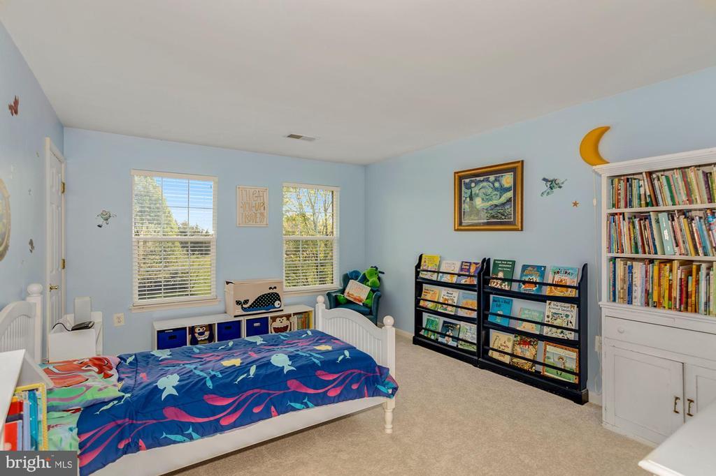 Bedroom 3 - 122 BALCH SPRINGS CIR SE, LEESBURG