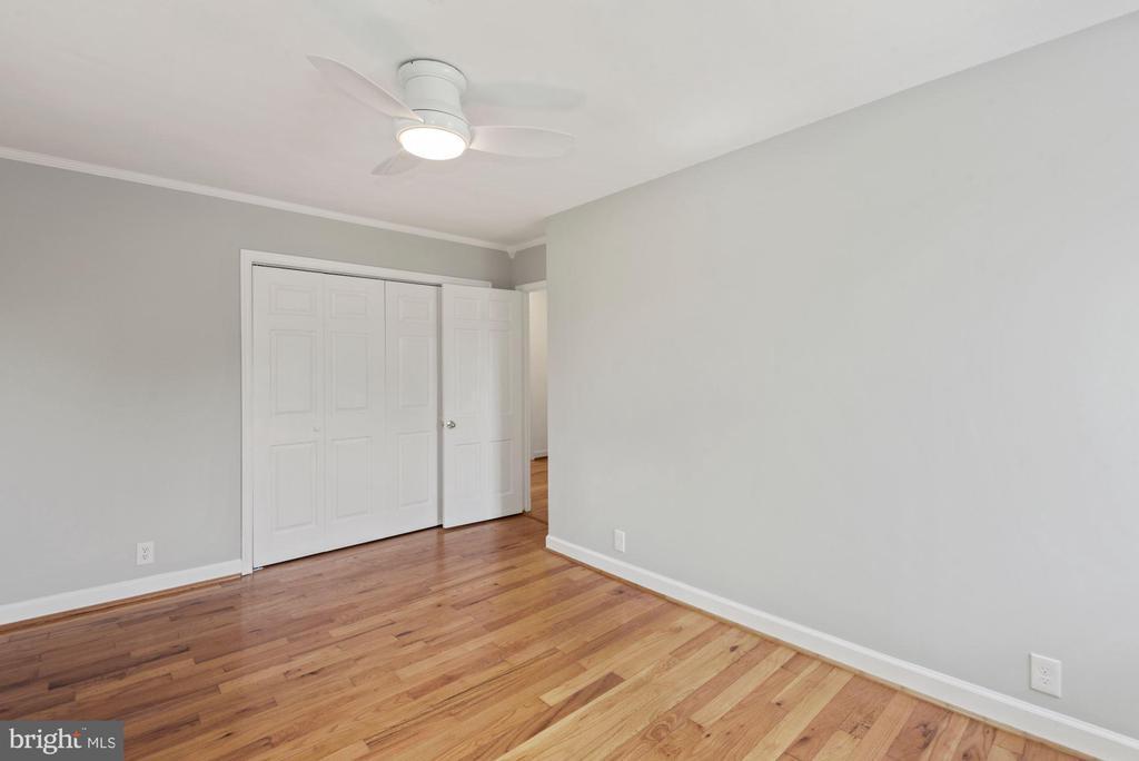 Master bedroom - 3613 S WAKEFIELD ST, ARLINGTON