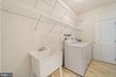 Laundry Room - 6293 CULVERHOUSE CT, GAINESVILLE