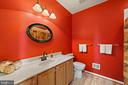 Full bathroom with tub/shower - 6293 CULVERHOUSE CT, GAINESVILLE