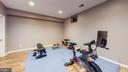 Fitness/flex room. - 304 BERRY ST SE, VIENNA