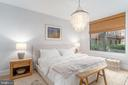 Primary Bedroom suite - 16 BAKERS WALK #104, ALEXANDRIA