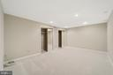 Lower level den/office/guest room view 2 - 8104 CREEKVIEW DR, SPRINGFIELD