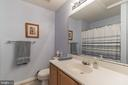 Main Bath - 43017 EUSTIS ST, CHANTILLY