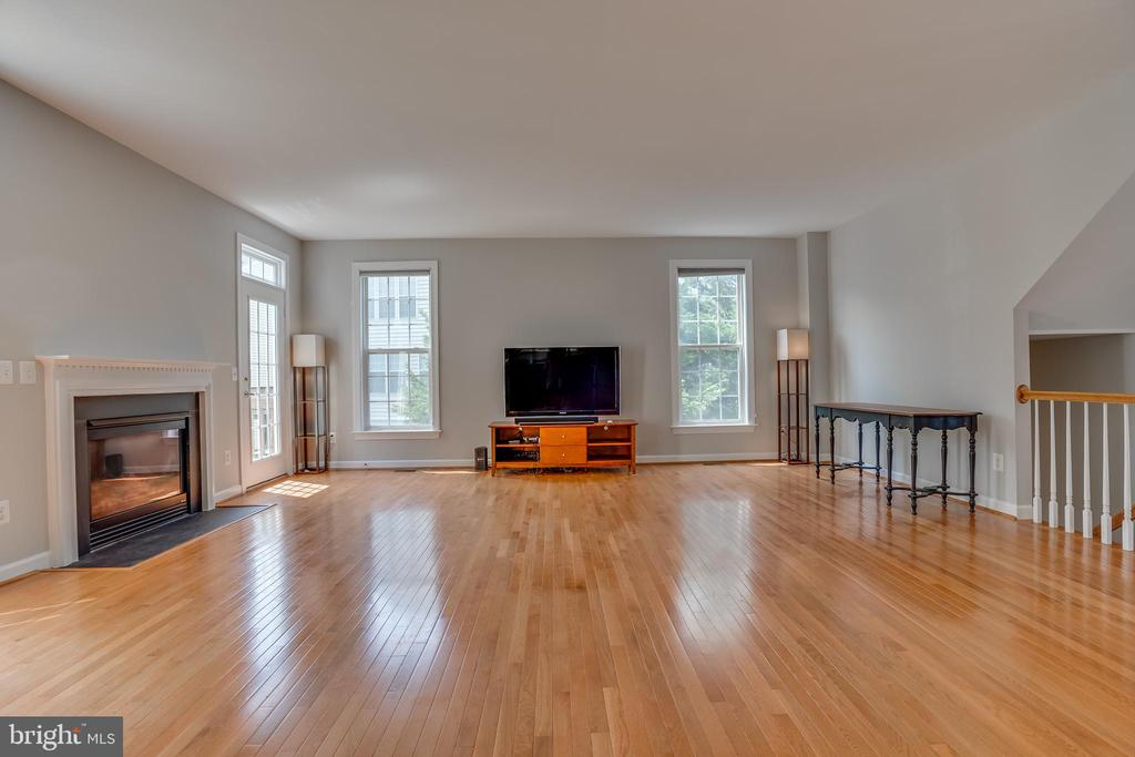 Enormous Family Room - 13297 SCOTCH RUN CT, CENTREVILLE