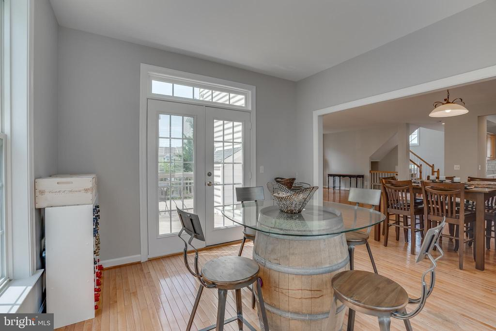 Large Space for Playroom - 13297 SCOTCH RUN CT, CENTREVILLE