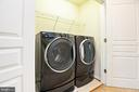 Front Loading Washer and Dryer on the 3rd-floor - 115 GRACIE PARK DR, HERNDON