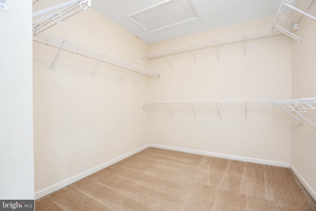 Huge Walk-In Closet - 115 GRACIE PARK DR, HERNDON