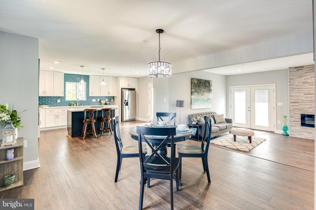Dining Room - 16942 FREDERICK RD, MOUNT AIRY