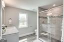Full Bathroom/upstairs - 16942 FREDERICK RD, MOUNT AIRY