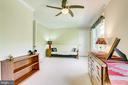 May be divided to create two rooms if needed - 19 GRISWOLD CT, POTOMAC FALLS