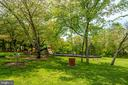 Nature at its best - in your backyard - 19 GRISWOLD CT, POTOMAC FALLS