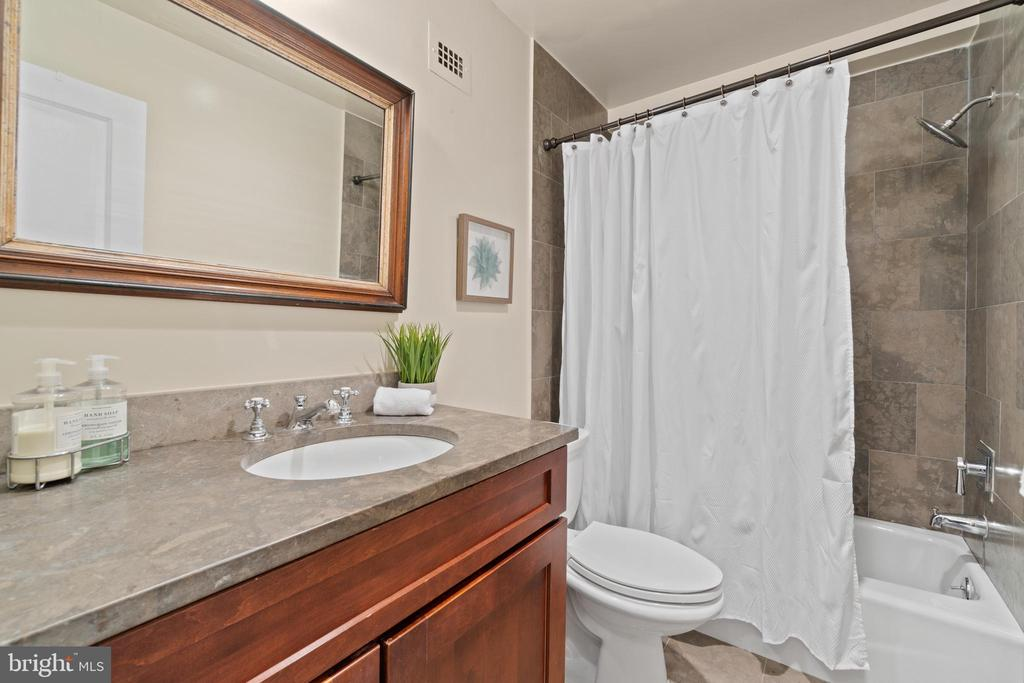 Updated Guest Bathroom - 1200 N NASH ST #240, ARLINGTON