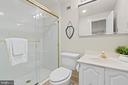 Updated Primary Bathroom - 1200 N NASH ST #240, ARLINGTON