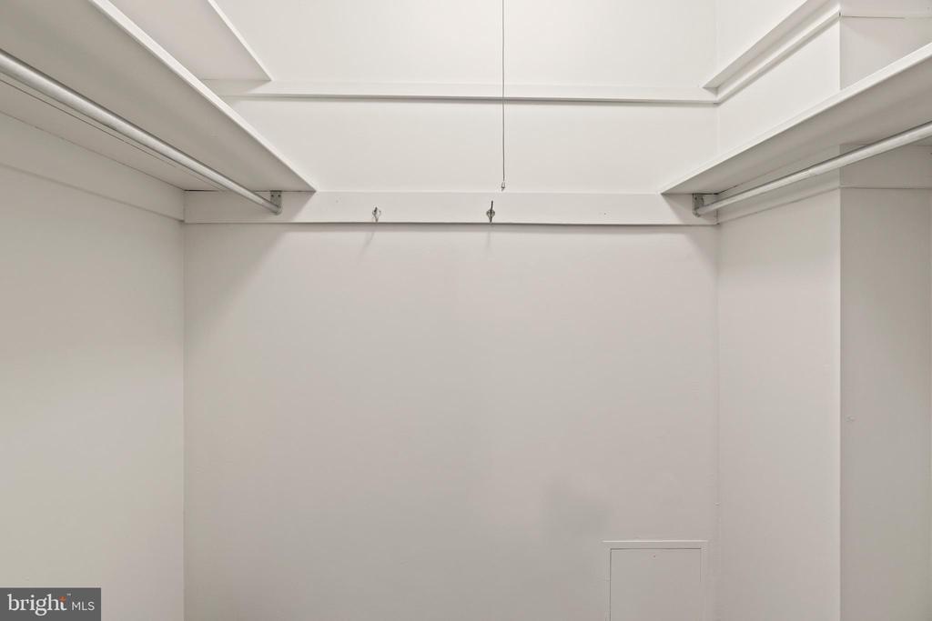 Second Bedroom walk in Closet - 1200 N NASH ST #240, ARLINGTON
