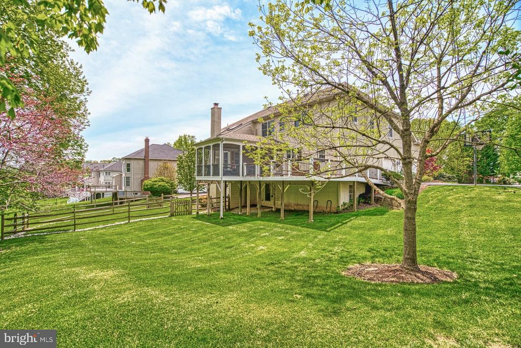 Gorgeous Property backing to Trees - 1269 COBBLE POND WAY, VIENNA