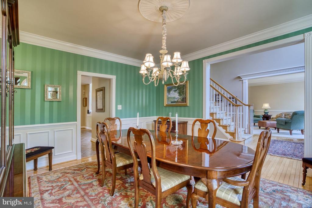Dining Room - 1269 COBBLE POND WAY, VIENNA