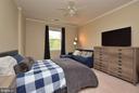 Second Bedroom - 43341 CEDAR POND PL, CHANTILLY