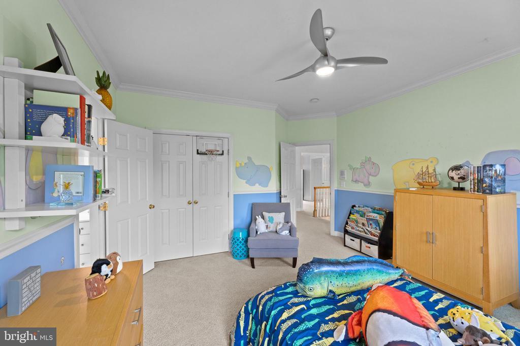 Bedroom 3 - 11618 CEDAR CHASE RD, HERNDON