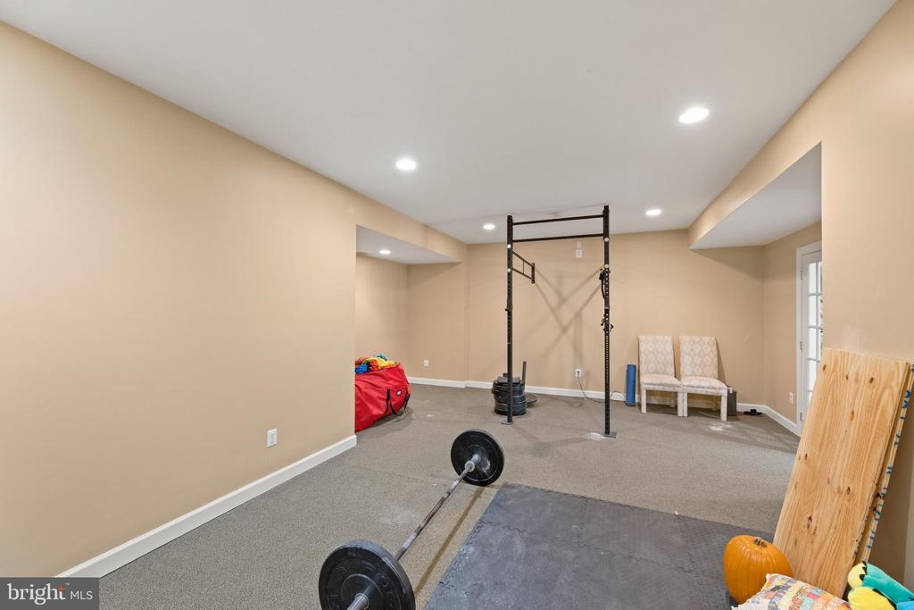 Exercise room - 11618 CEDAR CHASE RD, HERNDON