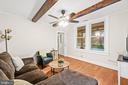First Floor Bedroom/Den - 19315 LIBERTY MILL RD, GERMANTOWN