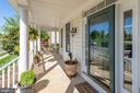 A good front porch soothes the soul! - 42624 LEGACY PARK DR, BRAMBLETON