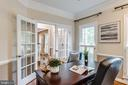 Built in's convey - 47788 SAULTY DR, STERLING