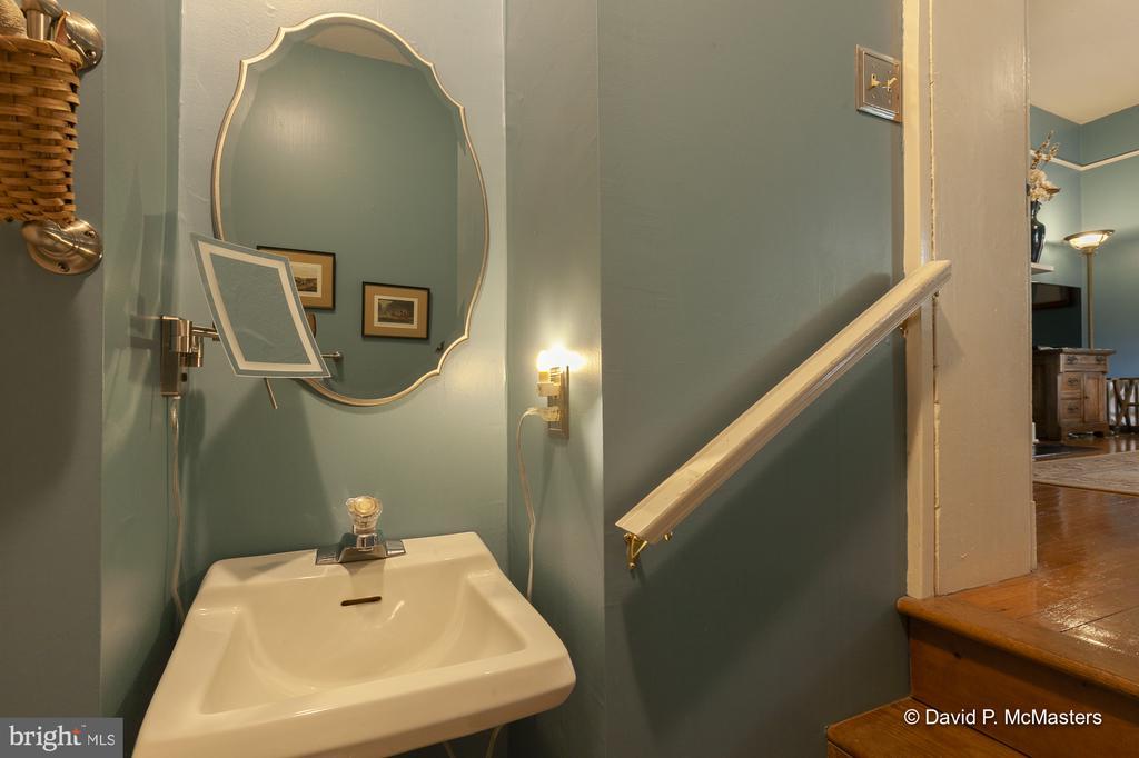 8 private full baths - 417 E WASHINGTON ST, CHARLES TOWN