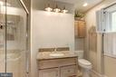 Updated Primary Bathroom - 6305 BLACKBURN FORD DR, FAIRFAX STATION