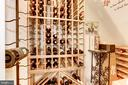Perfect Wine Room on Lower Level - 6305 BLACKBURN FORD DR, FAIRFAX STATION