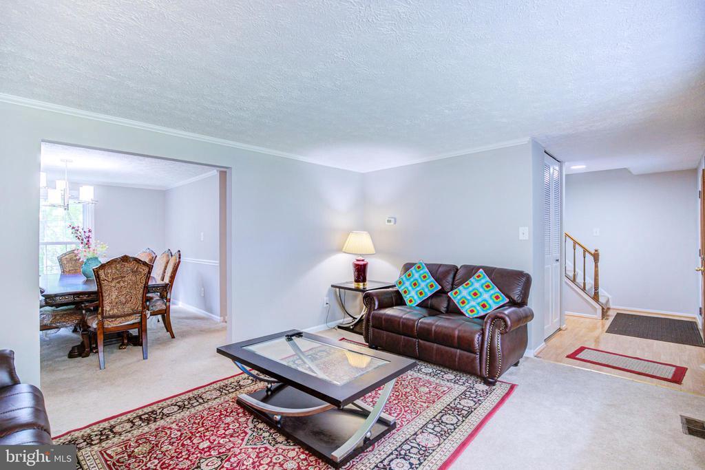Living Room - 5744 HEMING AVE, SPRINGFIELD
