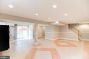 Basement Family Room - 5744 HEMING AVE, SPRINGFIELD