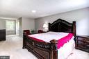 Master Bed Room - 5744 HEMING AVE, SPRINGFIELD