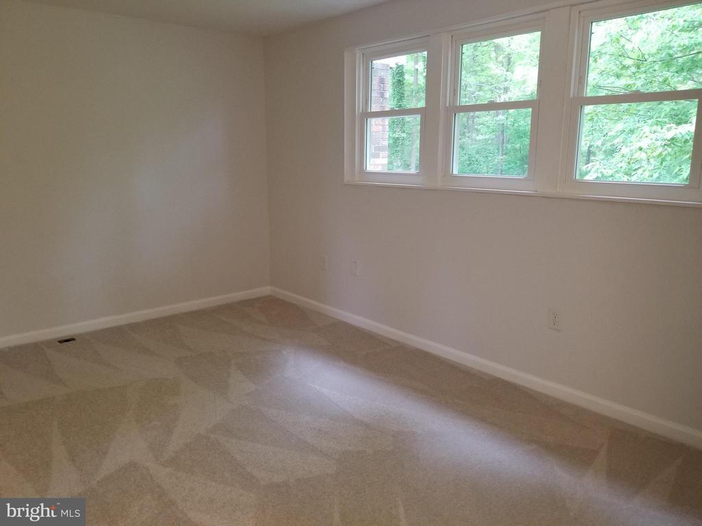 Master bedroom 3 - 5832 CANVASBACK RD, BURKE