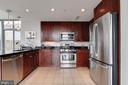 Kitchen - 11990 MARKET ST #415, RESTON
