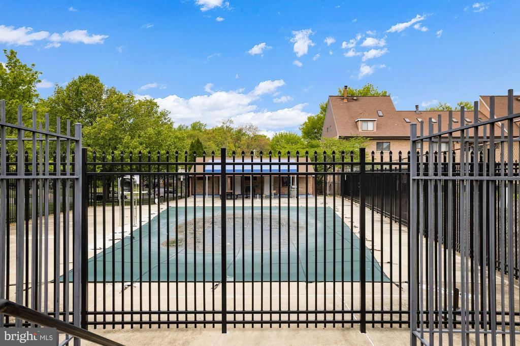 Swimming pool will open soon! - 11507 AMHERST AVE #102, SILVER SPRING