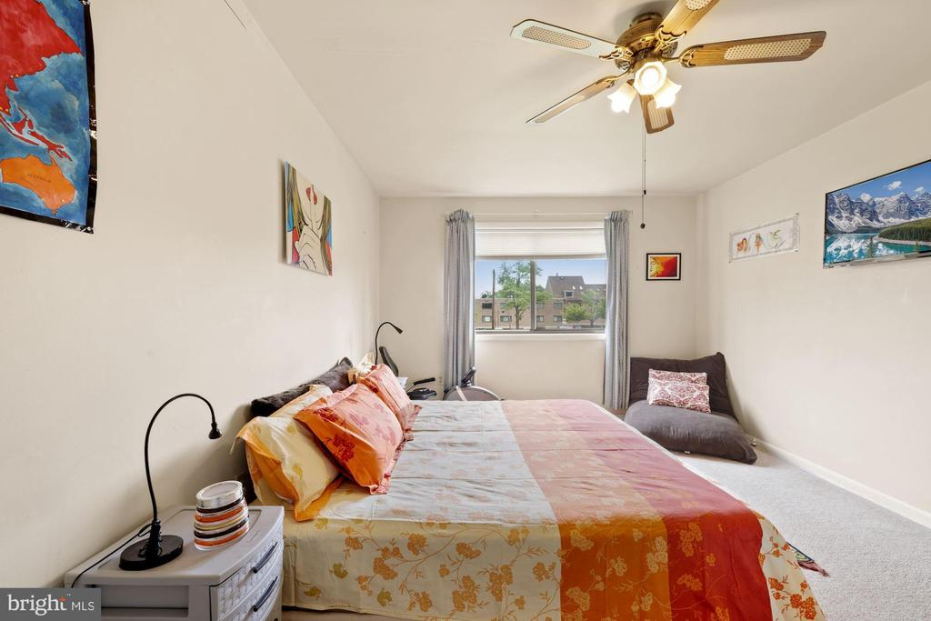 Owner's Bedroom - 11507 AMHERST AVE #102, SILVER SPRING