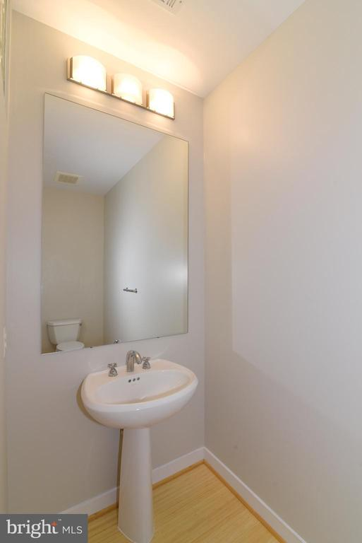 Additional half bath for guests - 12025 NEW DOMINION PKWY #311, RESTON