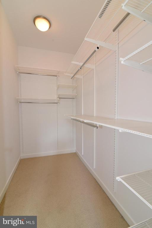 Large closet in the Primary Bedroom - 12025 NEW DOMINION PKWY #311, RESTON