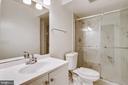 Full Bath Lower Level - 43690 MINK MEADOWS ST, CHANTILLY