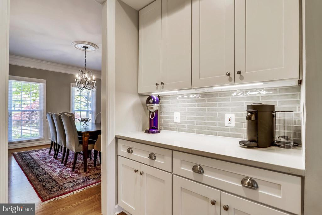 Butlers Pantry - 43690 MINK MEADOWS ST, CHANTILLY
