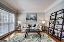 Light Filled Living Room - 43690 MINK MEADOWS ST, CHANTILLY