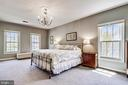Spacious Primary Bedroom - 43690 MINK MEADOWS ST, CHANTILLY