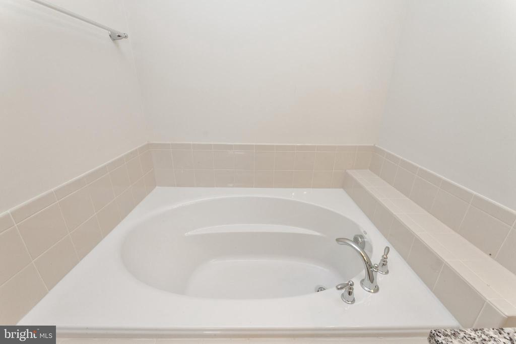 Primary Bathroom with Soaking Tub - 2058 ALDER LN, DUMFRIES